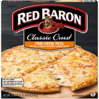 Red Baron Classic Crust Four Cheese Pizza