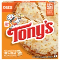 Tony's Pizzeria Style Cheese Frozen Pizza