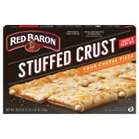 Red Baron Stuffed Crust Four Cheese Pizza