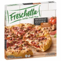 Freschetta Naturally Rising Crust 4 Meat Pizza