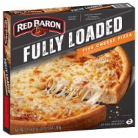 Red Baron® Fully Loaded Five Cheese Pizza - 27.13 oz