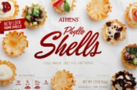 Athens Phyllo Mini Shells