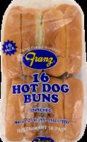 Franz® Hot Dog Buns - 16 ct / 26 oz
