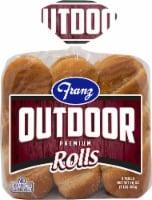 Franz Bar-B-Que Original Outdoor Premium Rolls 6 Count