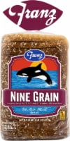 Franz® San Juan Island Nine Grain Bread - 24 oz