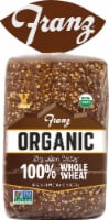 Franz Organic 100% Whole Wheat Bread