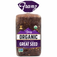 Franz Organic Great Seed Bread