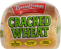 Bread Lover's Homestyle Cracked Wheat Bread