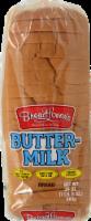 Bread Lover's Buttermilk Bread