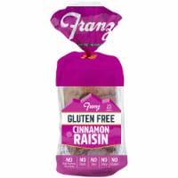 Franz Gluten Free Cinnamon Raisin Bread