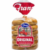 Franz Original Premium Mini Bagels 12 Count