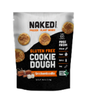 Naked Bread Gluten Free Snickerdoodle Cookie Dough - 9.5 oz