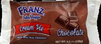 Franz® Bake Shoppe Chocolate Cream Pie - 4.5 oz