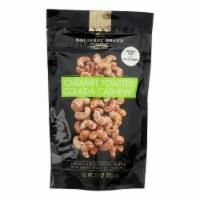 Squirrel Brand Caramel Toasted Colada Cashews  - Case of 6 - 3.5 OZ - 3.5 OZ