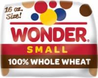 Wonder® 100% Whole Wheat Sliced Bread - 16 oz