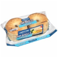 Cobblestone Bread Co Thin Sliced Original Bagels