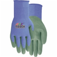 Midwest Quality Glove Women's Small Nylon Garden Glove 1701WH8 - S