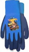 Midwest Quality Gloves Hot Wheels® Kids' Garden Gripping Gloves - Blue - 1 ct