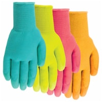 Midwest Quality Gloves 62D4-M Ladies Softec Glove, Medium - 1