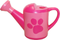 Midwest Quality Gloves PAW Patrol Kids' Plastic Watering Can - Pink