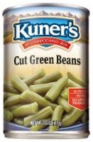 Kuner's Cut Green Beans - 14.5 oz