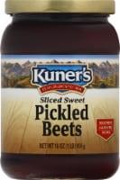 Kuner's Sliced Sweet Pickled Beets