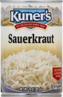 Kuner's Sauerkraut - 14 oz