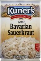 Kuner's Mild Bavarian Sauerkraut