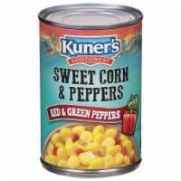 Kuner's Southwest Sweet Corn & Peppers - 15.25 oz