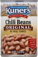 Kuner's Original Chili Beans in Chili Sauce - 15 oz