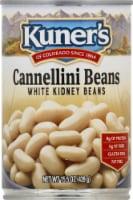 Kuner's Cannellini White Kidney Beans - 15 oz