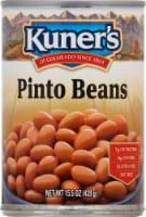 Kuner's Pinto Beans - 15 oz