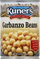 Kuner's Garbanzo Beans