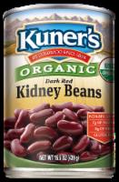 Kuner's Organic Red Kidney Beans - 15.5 oz