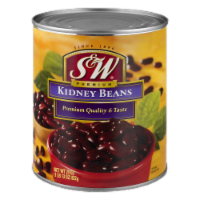 S&W Red Kidney Beans - 29 oz