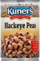 Kuner's Blackeye Peas - 15 oz