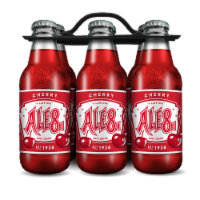 Cherry Ale-8-One Soda