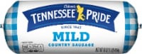 Odom's Tennessee Pride Mild Country Sausage Roll