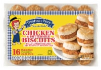 Tennessee Pride Chicken & Buttermilk Biscuits