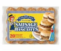 Odom's Tennessee Pride Sausage & Buttermilk Biscuits 20 Count