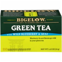 Bigelow Green Tea with Wild Blueberry & Acai Tea