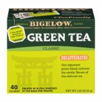 Bigelow Tea - Tea Decaf Green - Case of 6 - 40 BAG