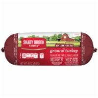 Shady Brook Farms 85% Lean Ground Turkey Roll