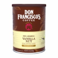 Don Francisco's Coffee Vanilla Nut Medium Roast Ground Coffee