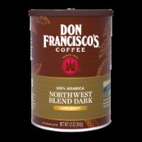 Don Francisco's Coffee Northwest Blend Dark Roast
