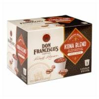 Don Francisco's Medium Roast Kona Blend Single Serve Coffee Cups 36 Count