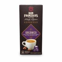 Don Francisco's Coffee Family Reserve Organico Espresso Coffee Pods