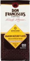 Don Francisco's Family Reserve Hawaiian Hazelnut Flavor Ground Coffee