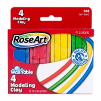 RoseArt® 4 Color Modeling Clay - 12 oz