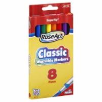 Rose Art Washable Super Tip Markers